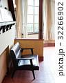 椅子のある風景 レトロ 32266902