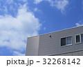 建物と空 イメージ 建築素材 32268142