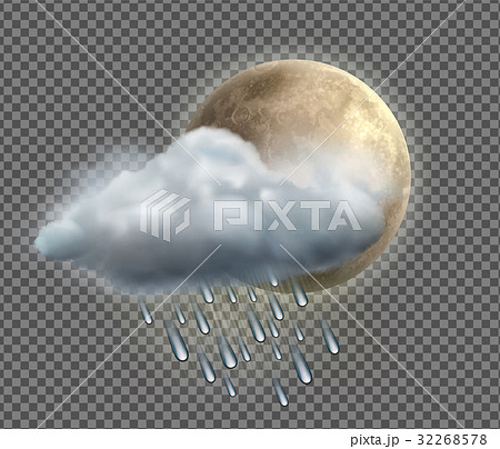 Weather icon 32268578