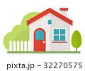 シンプルな家 32270575
