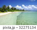 真夏の海と空 32275134