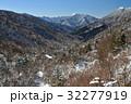 冬の奥祖谷渓谷(徳島県三好市見ノ越) 32277919