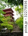 竹林寺 五重塔 石段の写真 32279936
