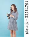 若い 女性 人物の写真 32281791