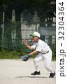 少年野球の守備練習 32304364
