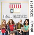 ビジネス 商売 グラフィックの写真 32304696