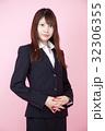 OL アジア人 スーツの写真 32306355