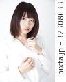 ポートレート 女子高生 女性の写真 32308633