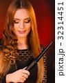 髪 毛 ヘアの写真 32314451