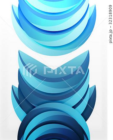 3D wave design 32318909