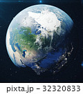 星 立体 3Dのイラスト 32320833