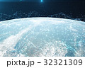 3D rendering Network and data exchange over planet 32321309