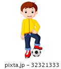 少年 マンガ 漫画のイラスト 32321333