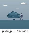 バックグラウンド 倒産 破産のイラスト 32327410