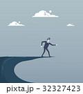 抽象 倒産 破産のイラスト 32327423