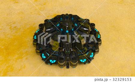 宇宙船のイラスト素材 [32329153] - PIXTA