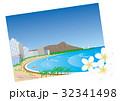 ワイキキビーチ&プルメリア 32341498