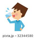 水分補給 男性 32344580
