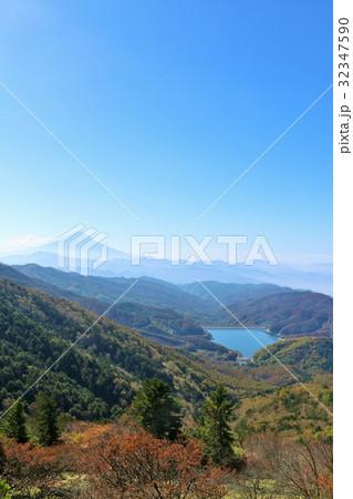 山梨県 大菩薩峠からの眺望 32347590