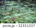 モネの池 池 鯉の写真 32351337