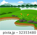 Beautiful Pond And Lake Nature Landscapes 32353480