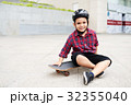 子 子供 少年の写真 32355040