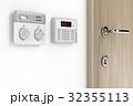 サーモスタット 体温計 寒暖計のイラスト 32355113