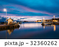Helsinki, Finland. Landscape With City Pier, Jetty 32360262