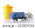 働く車、清掃車 32363534