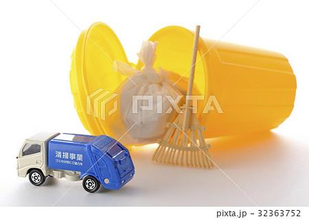 働く車、清掃車 32363752
