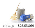 働く車、清掃車 32363869