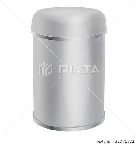 Blank container cylinder shape mockupのイラスト素材 [32371972] - PIXTA