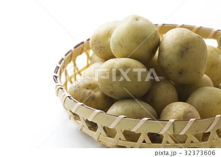 新ジャガ小芋4の写真素材 [32373606] - PIXTA