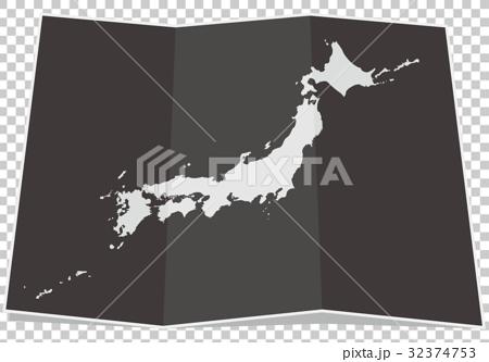 日本地図 3D 2 32374753