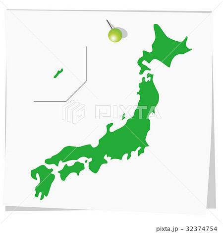 日本地図 memo 1 32374754