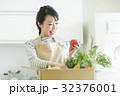 野菜 主婦 宅配の写真 32376001