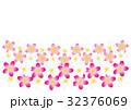 プルメリア模様 32376069