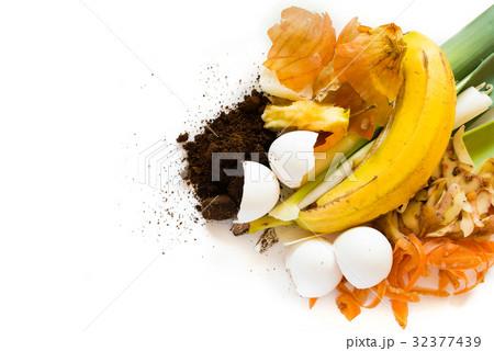 Organic waste to make compost 32377439