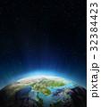 プラネット 惑星 地球のイラスト 32384423