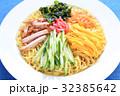 冷やし中華 食べ物 料理の写真 32385642