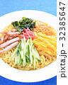 冷やし中華 食べ物 料理の写真 32385647