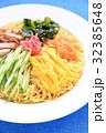 冷やし中華 食べ物 料理の写真 32385648