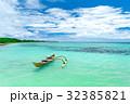 竹富島 海 風景の写真 32385821