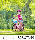 自転車 ヘルメット かぶとの写真 32387349