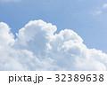 入道雲 32389638