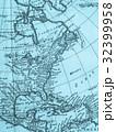 古地図 アメリカ大陸 32399958