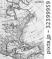 古地図 アメリカ大陸 32399959