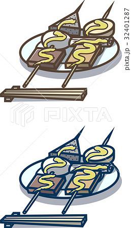 おでんお皿&箸 32401287