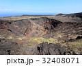 伊豆大島 三原山 火口の写真 32408071