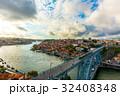 ポルト(ポルトガル)の夕景 32408348